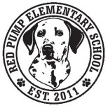 Red Pump Elementary School Logo